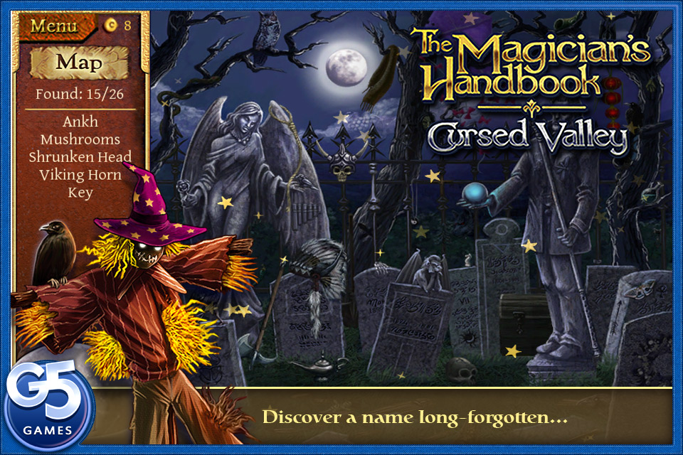 Screenshot The Magician&#39;s Handbook: Cursed Valley (Full)