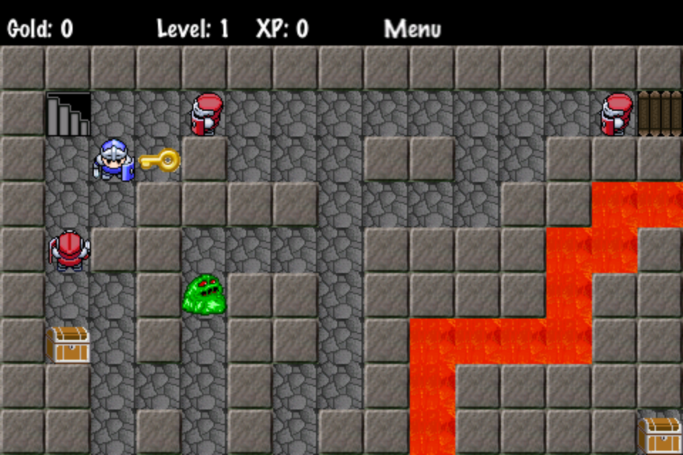 Screenshot Quiz Dungeon (Math Edition) FREE