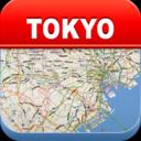 Tokyo Offline Karte - Stadt Metro Airport